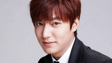 Lee Min Ho, Most Beautiful Korean Actors 2017