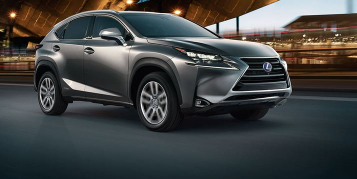Lexus NX Most Popular And Hottest Cars 2018
