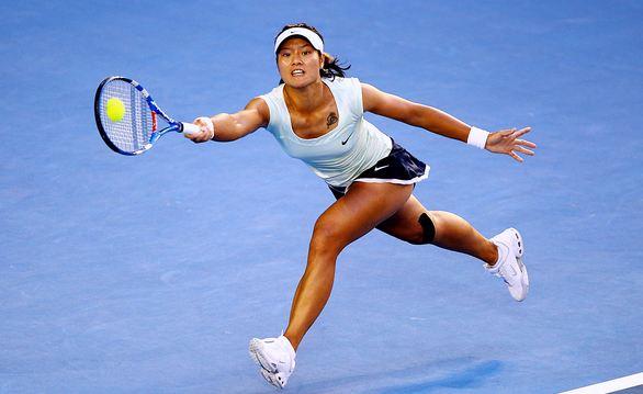 Li Na, Hottest Female Tennis players 2017