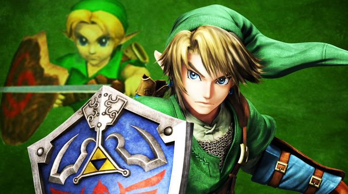 Link, Most Popular Video Game Character 2016