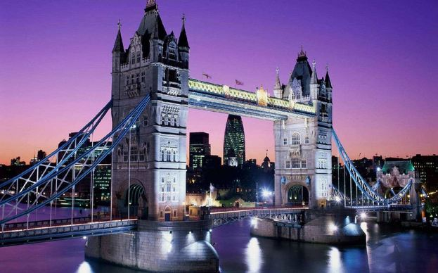 London, England, Most Beautiful European Cities 2017