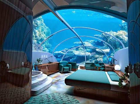 Lover's Deep, St. Lucia, World's Most Expensive Hotels 2018