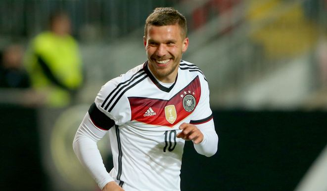 Lukas Podolski Hottest And Sexiest Soccer Players 2018
