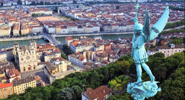 Lyon, France, Most Beautiful European Cities 2017