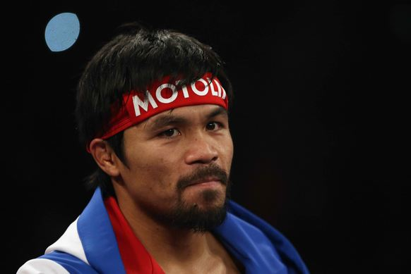 Manny Pacquiao, World's Most Hottest Male Boxers 2016