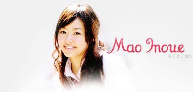 Mao Inoue, Most Beautiful Japanese Celebrities 2018
