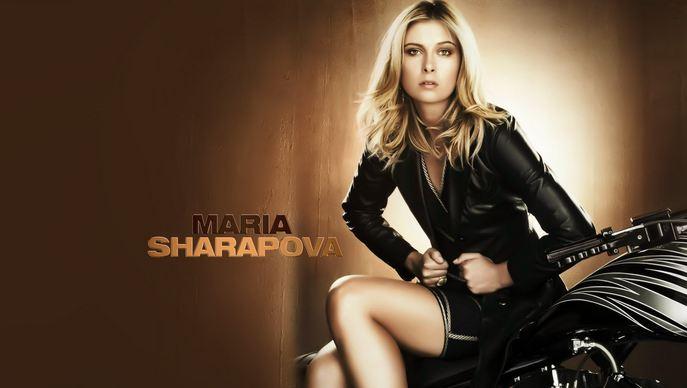 Maria Sharapova, Hottest Female Tennis players 2018
