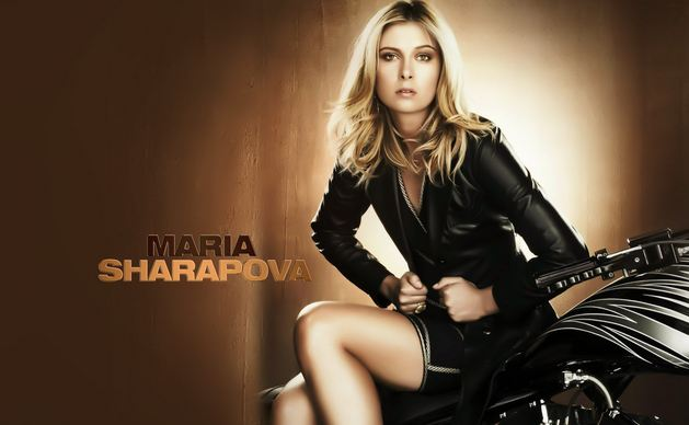 Maria Sharapova, World's Most Beautiful Female Celebrities 2016