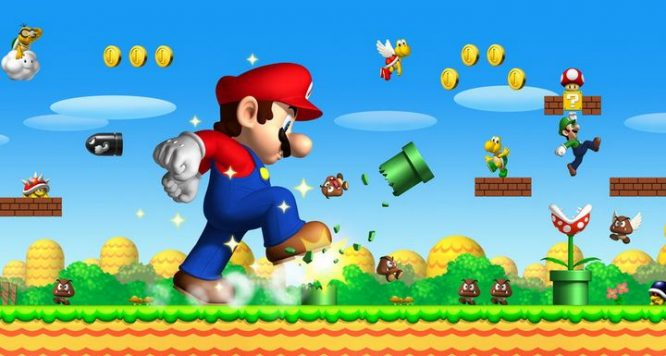 Mario, Most Popular Video Game Character 2017