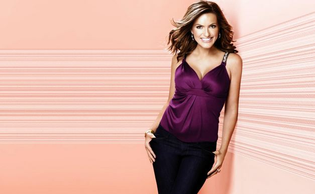 Mariska Hargitay Highest Paid TV Actresses 2017