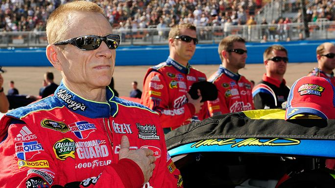 Mark Martin Highest Paid Race Car Drivers 2016