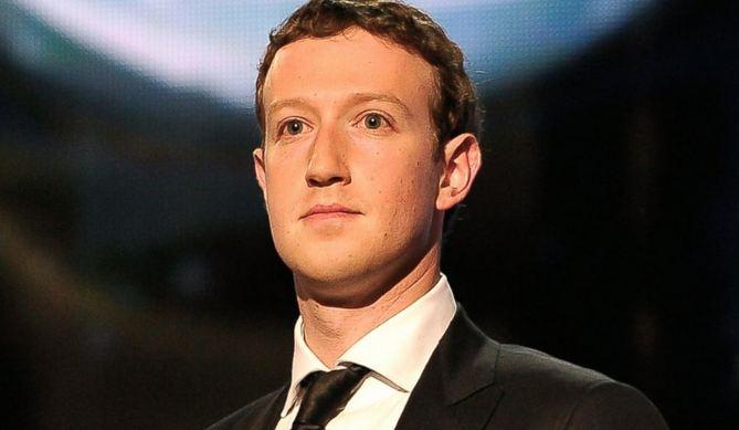 Mark Zuckerberg, World's Most Handsome Entrepreneurs 2017
