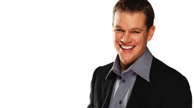Matt Damon Sexiest And Hottest Actors 2018