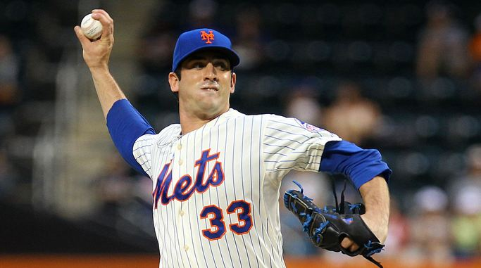 Matt Harvey Hottest And Sexiest Baseball Players 2018