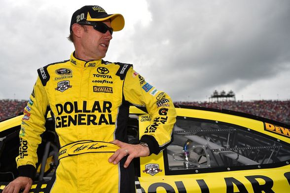 Matt Kenseth Highest Paid Race Car Drivers 2017