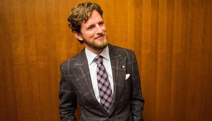 Matthew Mullenweg World's Most Handsome Entrepreneurs 2018