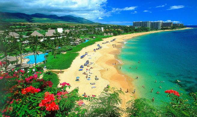 Maui, Most Beautiful Places To Visit in The United States 2018