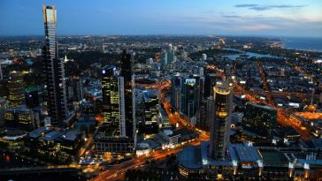 Melbourne, Australia, World's Most Popular Cities 2017