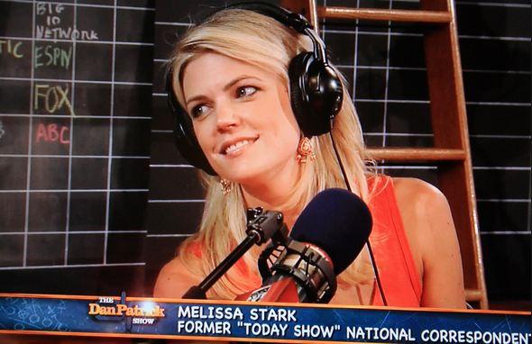 Melissa Stark Sexiest Sports News Reporters 2016