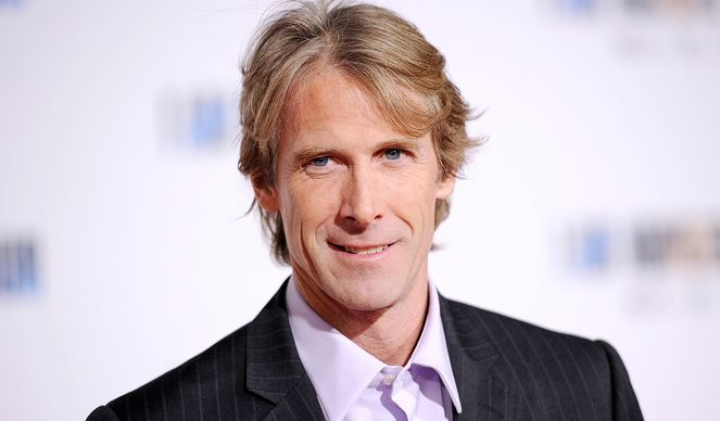 Michael Bay, World's Most Handsome Directors 2017