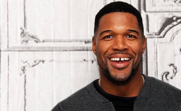 Michael Strahan Highest Paid TV hosts 2017
