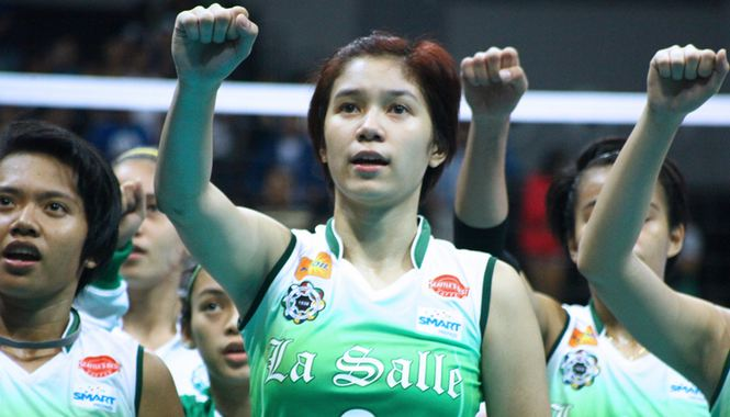 Most Beautiful UAAP Volleyball Players