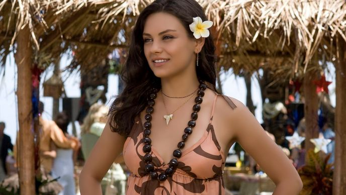 Mila Kunis, Most Beautiful Hollywood Actresses 2016