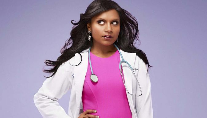 Mindy Kaling Highest Paid TV Actresses 2018