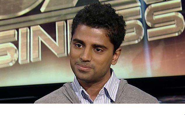 Naveen Selvadurai, World's Most Handsome Entrepreneurs 2017