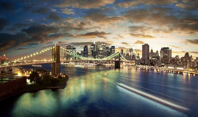 New York City, USA, World's Most Beautiful Cities 2016