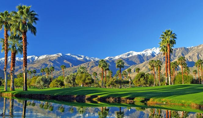 Palm Springs, California, Most Beautiful Cities in The US 2017