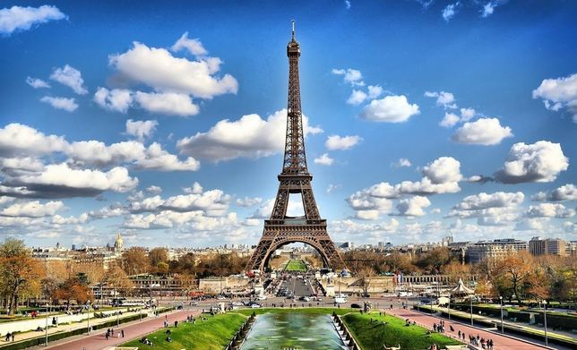 Paris, France, Most Beautiful European Cities 2018
