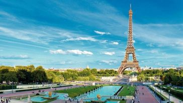 Paris, Most Beautiful Honeymoon Destinations 2018