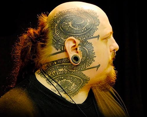 Paul Booth Highest Paid Tattoo Artists 2017