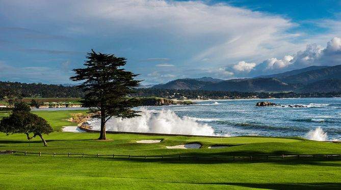 Pebble Beach Golf Links, World's Most Beautiful Golf Courses 2016