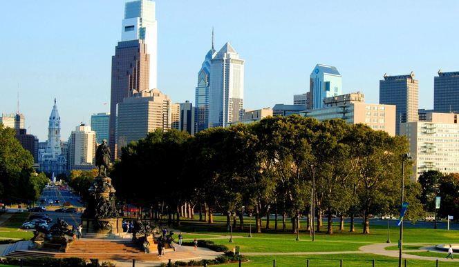 Philadelphia, Most Beautiful Cities in The US 2018
