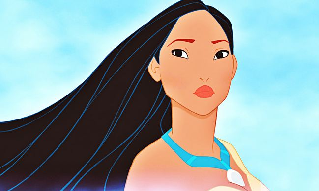 Pocahontas, Pocahontas, World's Most Beautiful Disney Princesses 2016