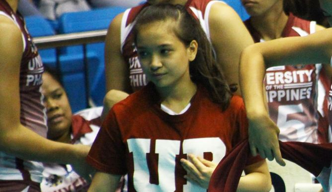 Princess Gaiser, Most Beautiful UAAP Volleyball Players 2018