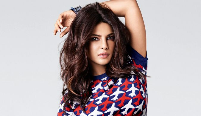 Priyanka Chopra, Most Beautiful Indian Actresses 2018
