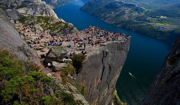Most Beautiful Places In The World 2016-2017, Top 10 List 10 Most Beautiful Places In The World List