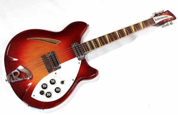 Rickenbacker, World's Most Expensive Guitar Brands 2018