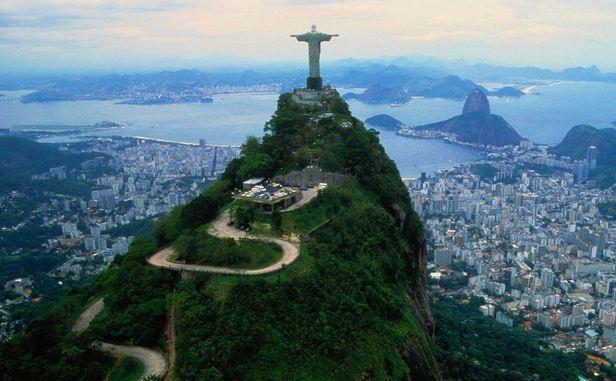 Rio de Janeiro, Brazil, World's Most Beautiful Cities 2016