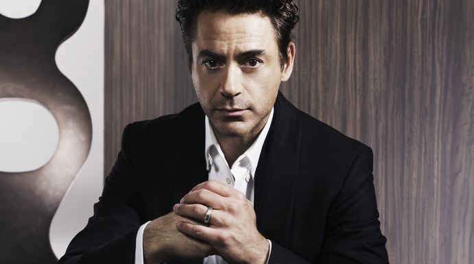 Robert Downey Jr., Sexiest Older Actors 2018