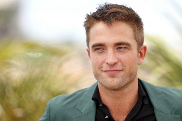 Robert Pattinson, World's Most Handsome Faces 2016