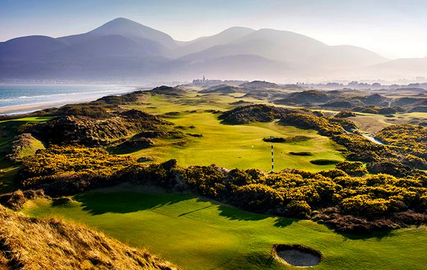 Royal County Down Golf Club, World's Most Beautiful Golf Courses 2016