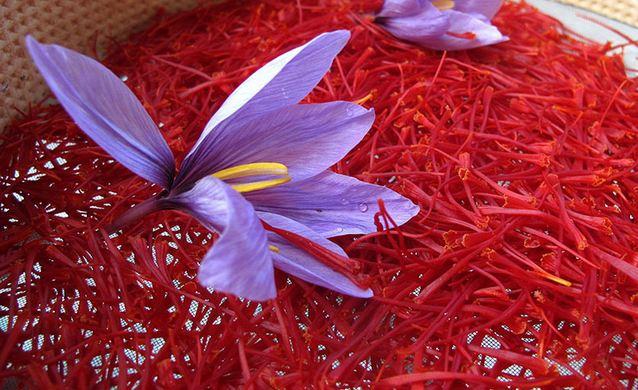 Saffron, World's Most Expensive Foods 2018