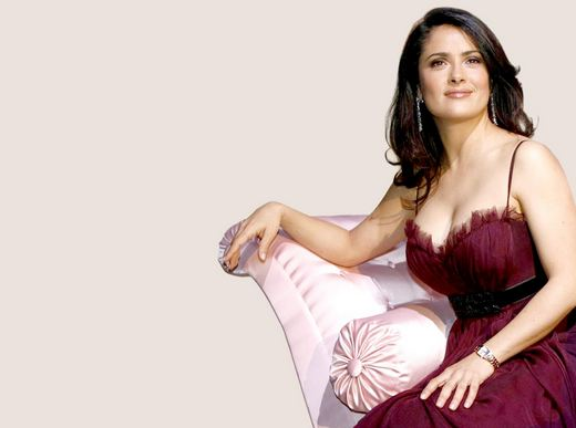 Salma Hayek, Most Beautiful Hottest Latin American Actresses 2017