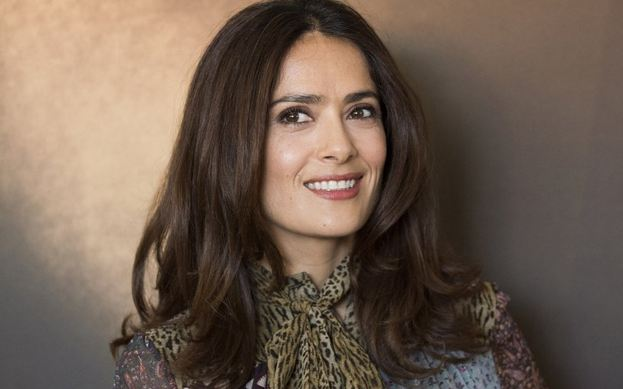 Salma Hayek, Most Beautiful Latina Actresses 2018