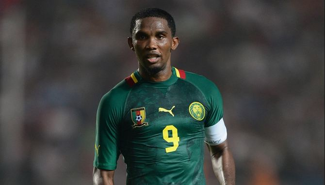 Samuel Eto'o Highest Paid South African Soccer Players 2017