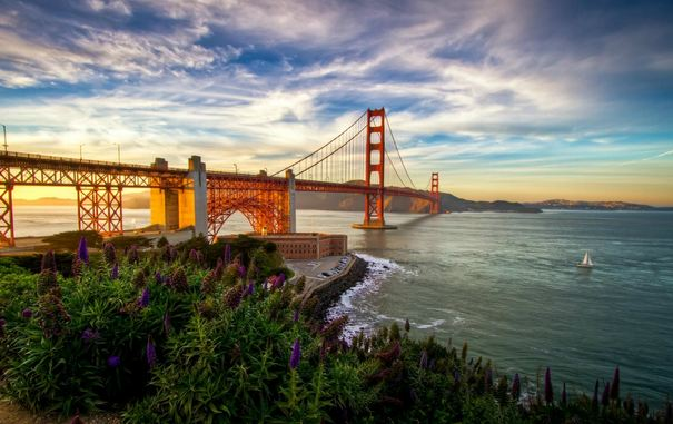 San Francisco, Most Beautiful Cities in The US 2017